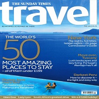 Sunday Times Travel Saint Victor